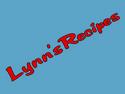 Lynn's Recipes