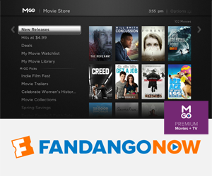 M-GO to be rebranded as FandangoNOW