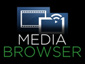 Media Browser for Roku