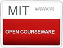 MIT OpenCourseware Unofficial