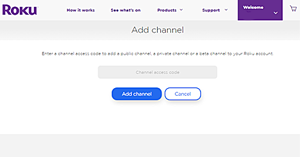 Private And Non Certified Roku Channels What They Are How To Add Them Roku Guide