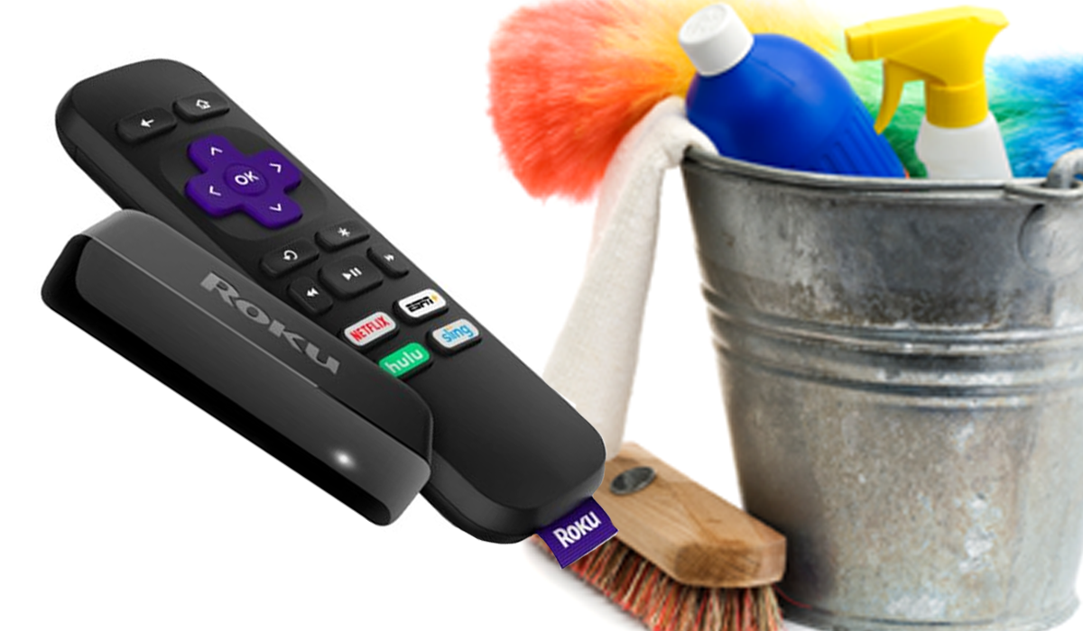 Clean Up Your Roku