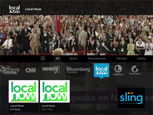 Sling TV adds Local Now, ABC, others to Roku
