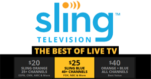 Sling TV adds multi-stream service