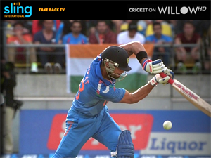 Sling TV Expands Cricket Coverage for U.S. Viewers