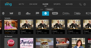 Get Sling TV free this Sunday, no credit card required