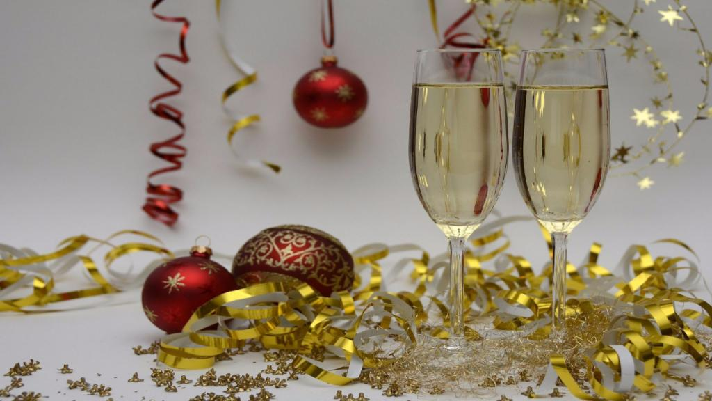 happy new year screensaver