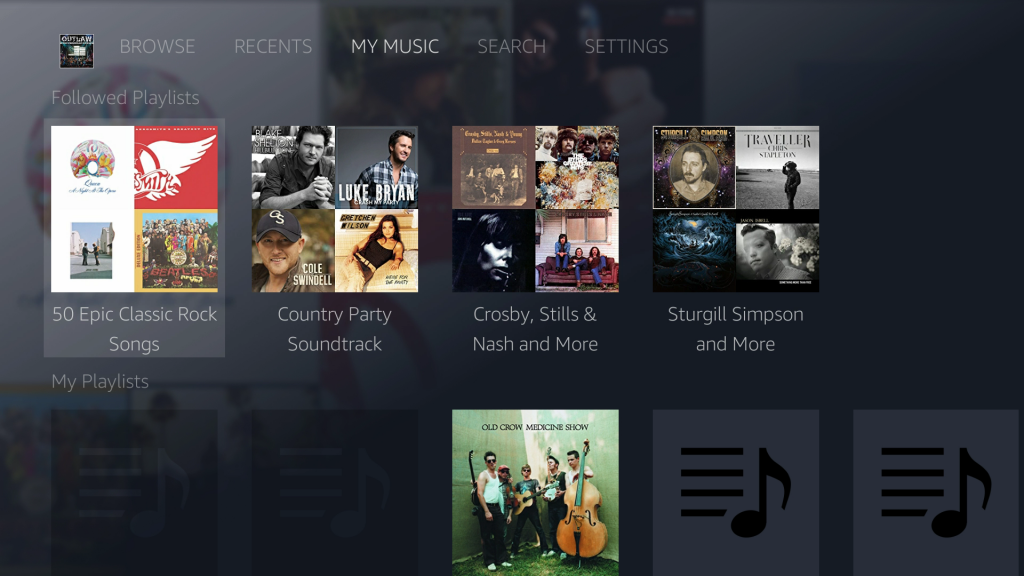 Amazon Music | Roku Guide