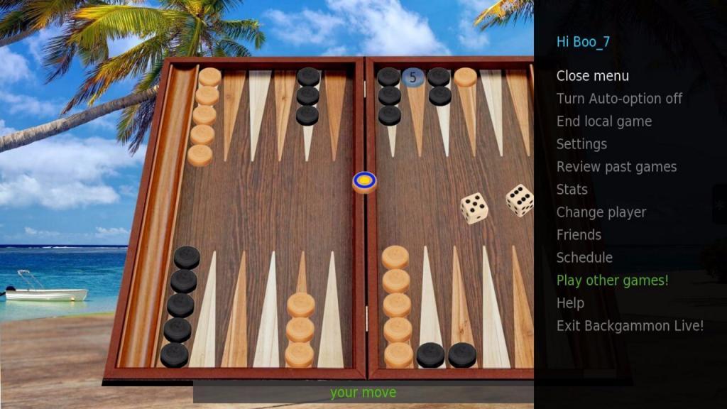 backgammon live - Backgammon Game