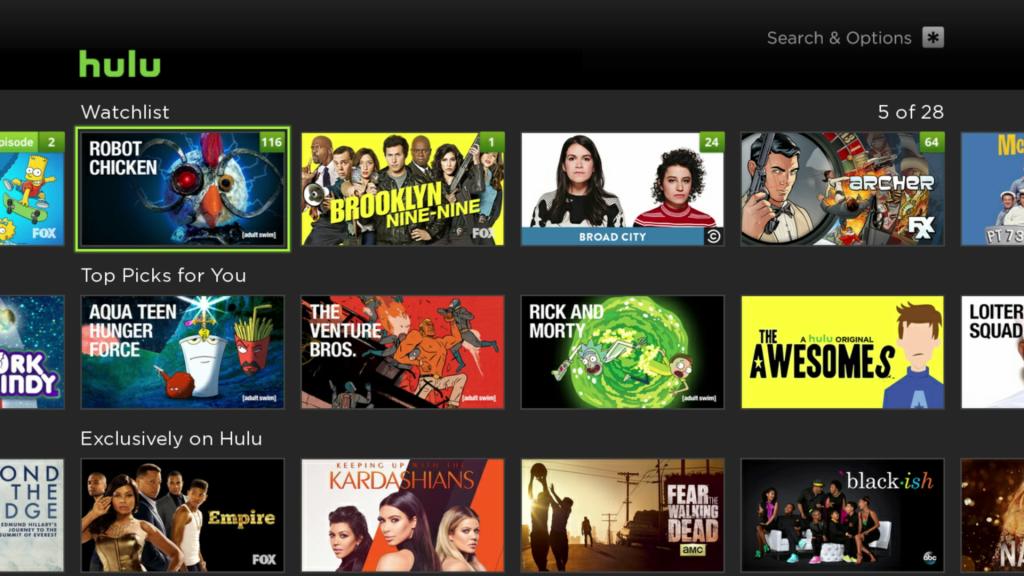 Hulu | Roku Guide