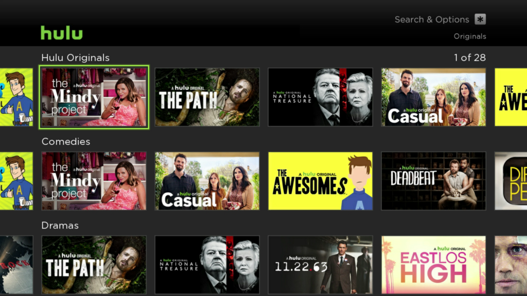 Hulu Roku Guide