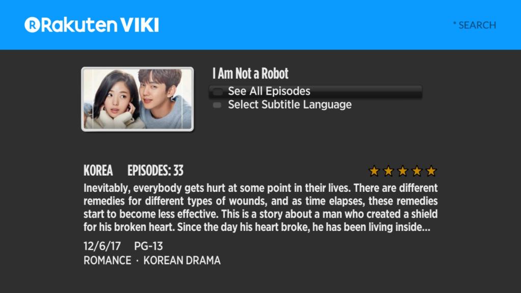 Viki | Roku Guide