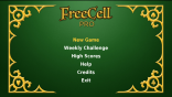 FreeCell Pro on Roku
