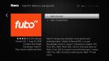 fuboTV on Roku