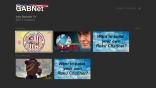 Gabnet TV on Roku