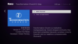 Transformation Church D. Gray on Roku
