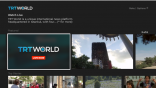TRT World on Roku