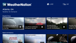 WeatherNation on Roku