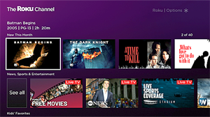 New on The Roku Channel in January 2020