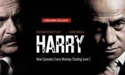 Harry on Acorn TV